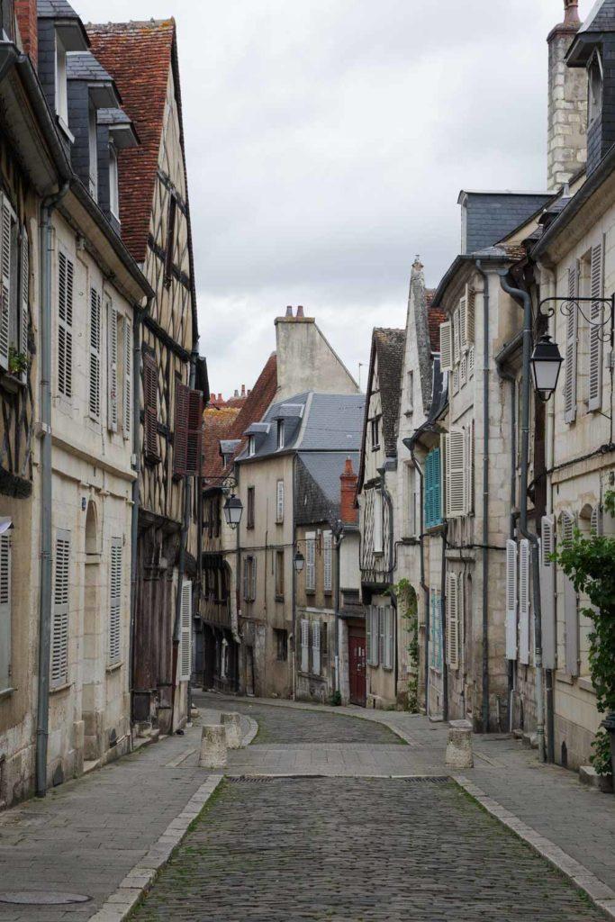 rue bourbonoux à Bourges