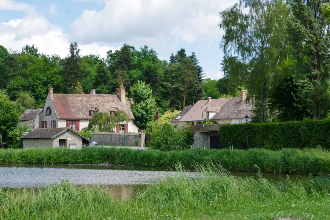Clairefontaine dans les Yvelines