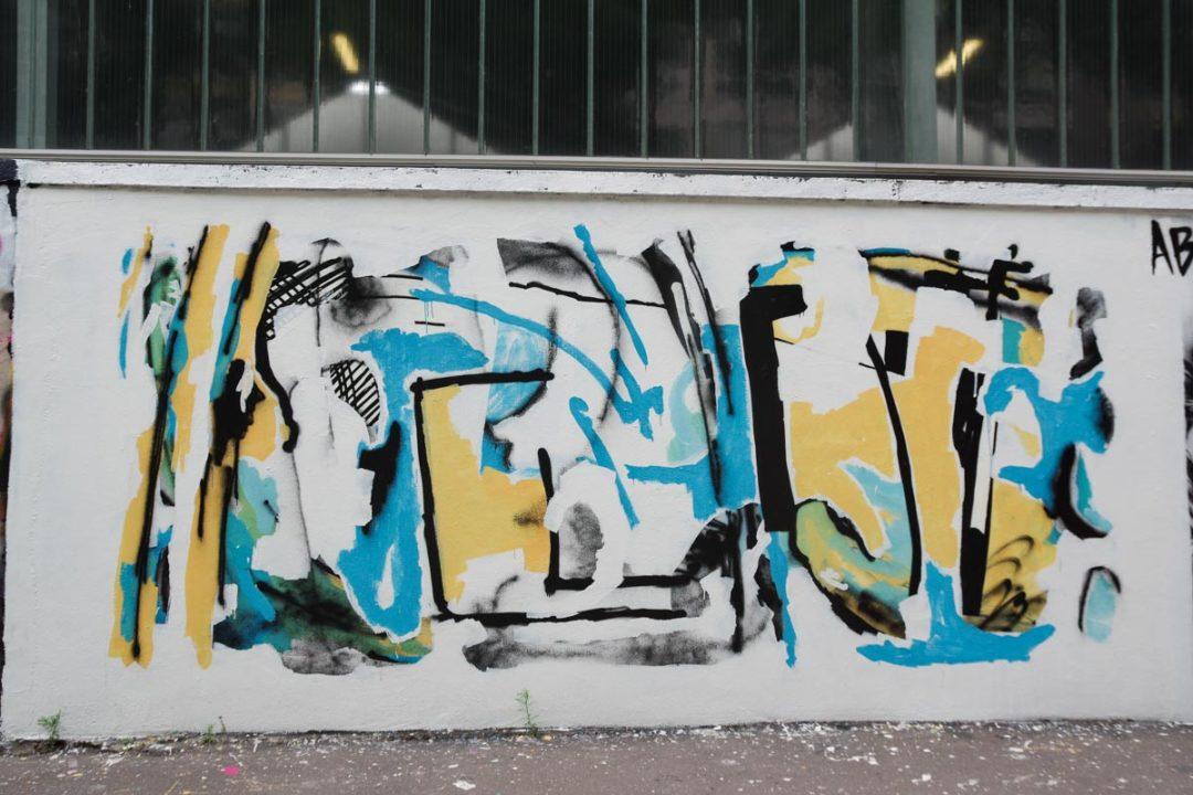 Mur Rosa Parks : un grand mur de Street Art dans le 19eme arrondissement de Paris