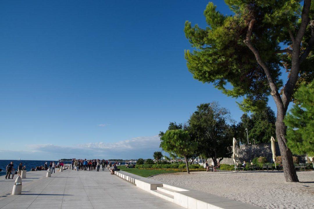 Orgue Marin à Zadar
