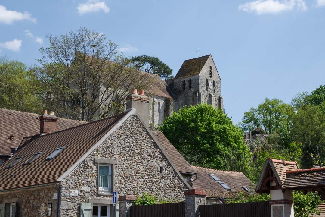 Eglise de Rochefort en Yvelines
