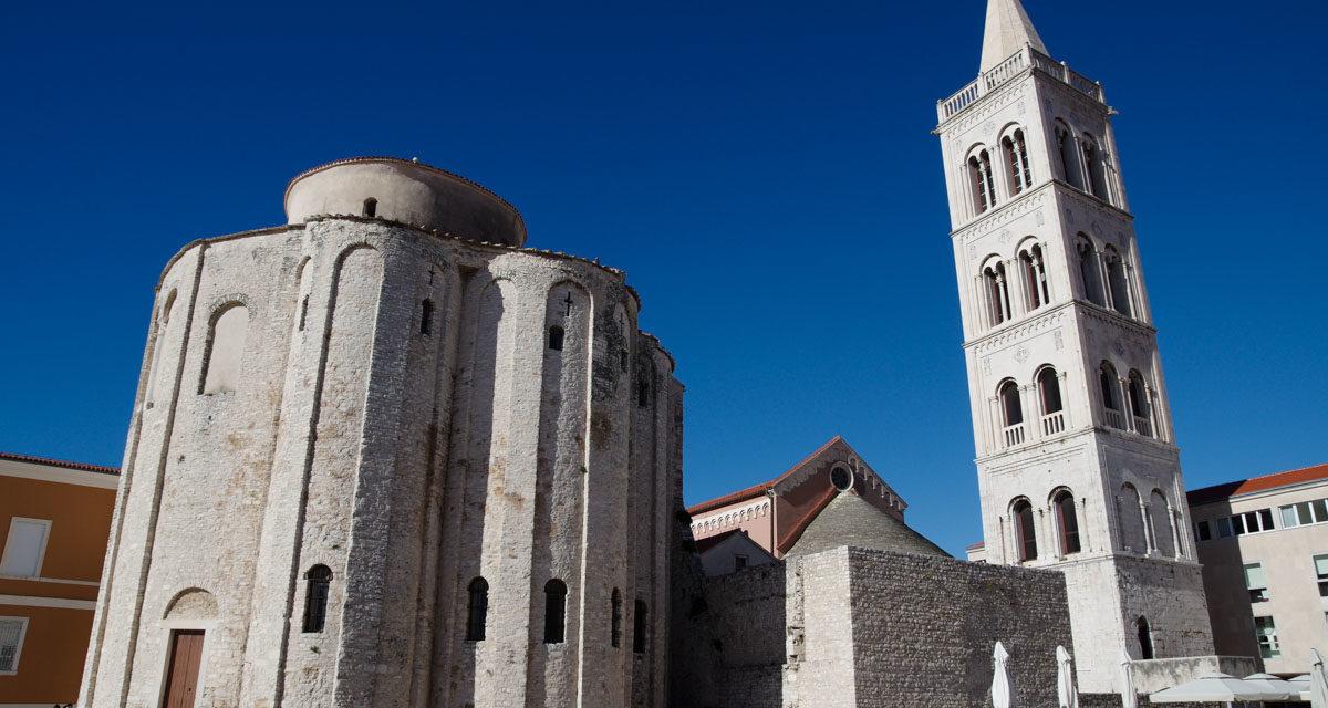 Que voir à Zadar et ses environs ?