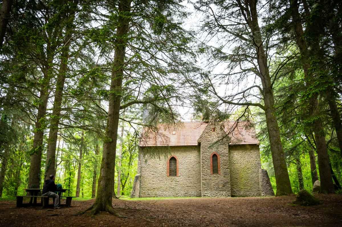 chapelle du Bois du Tay