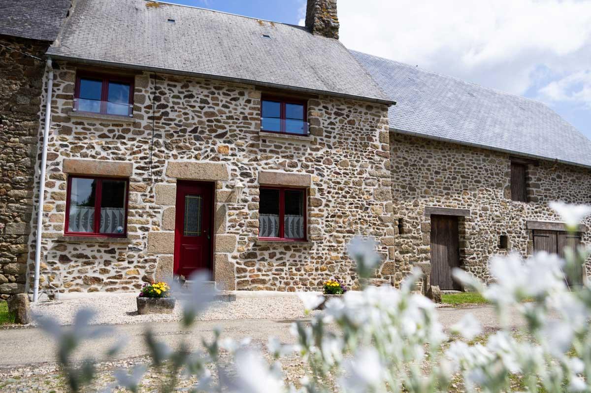 Gite des Deux Vallées à Hambers - Accueil Paysan en Mayenne