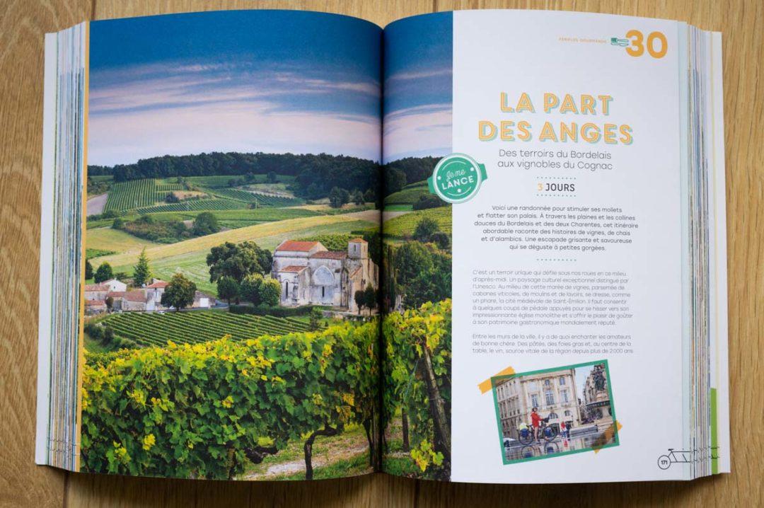 Livre à Vélo chez Gallimard