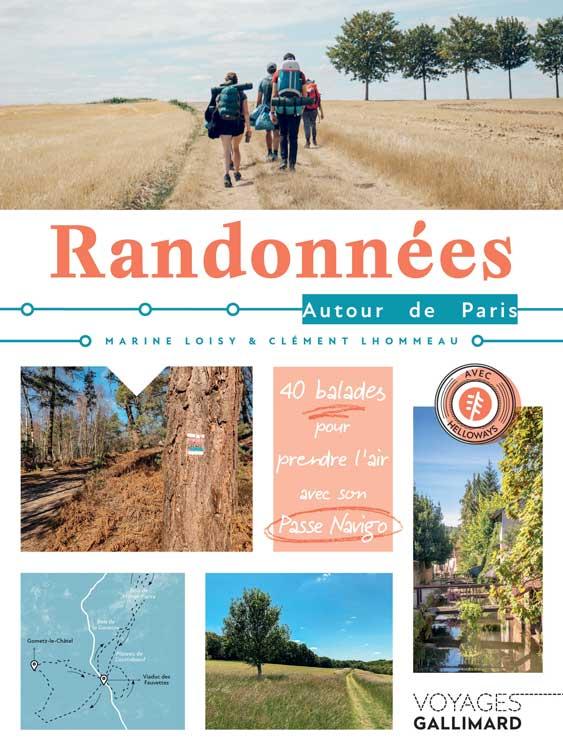 Les randonnées autour de Paris