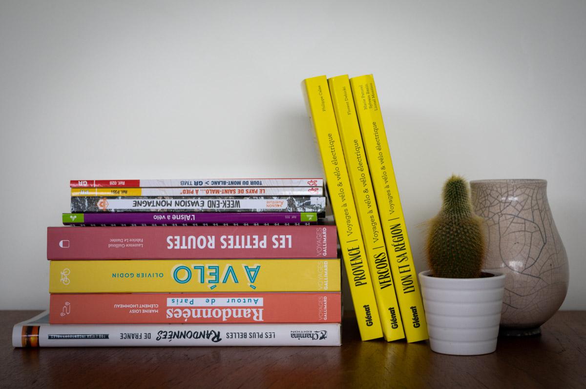 selection de livres pour découvrir la France