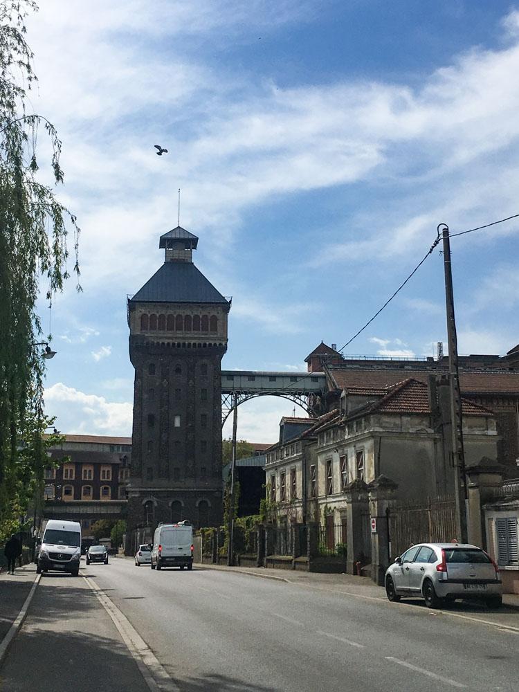 grands moulins de Corbeil Essonnes