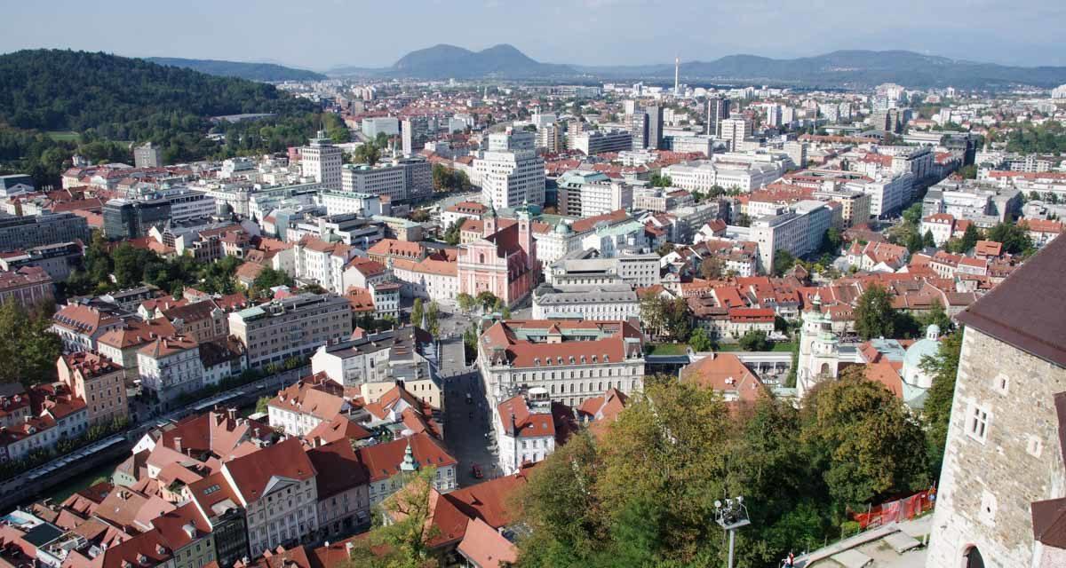 Que voir à Ljubljana en une journée ?