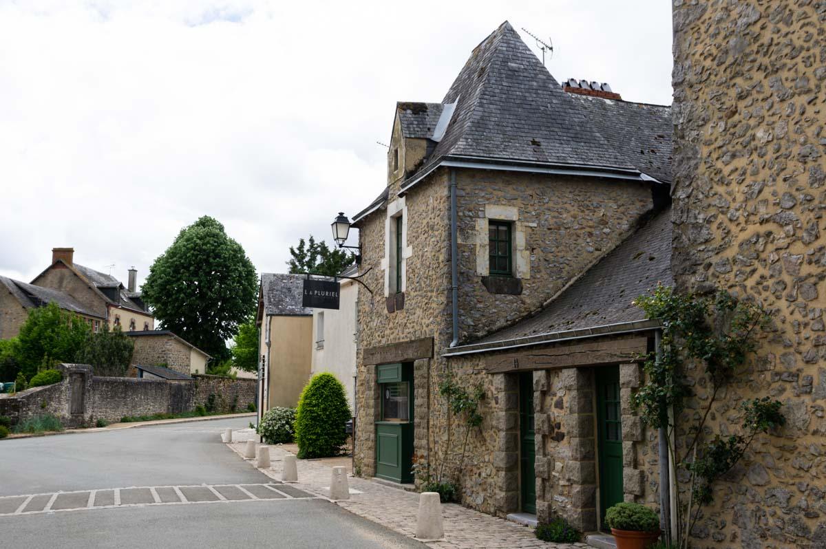 Saulges Petite Cité de Caractères en Mayenne
