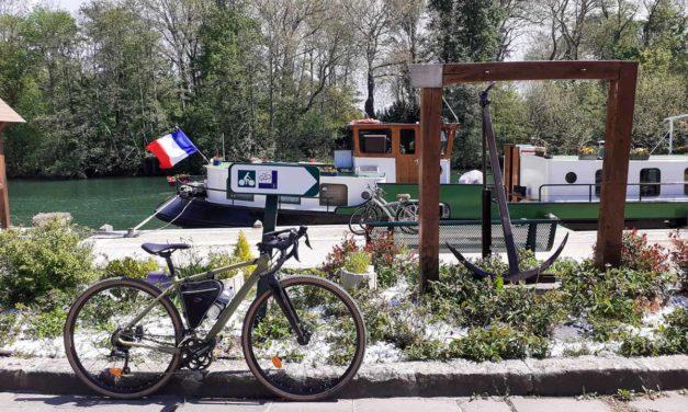 De Paris à Fontainebleau à velo par la Scandiberique