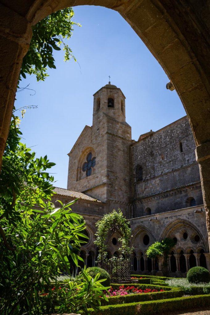 Cloitre de l'Abbaye de Frontfroide
