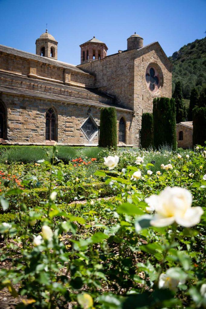 Jardins de l'Abbaye de Frontfroide