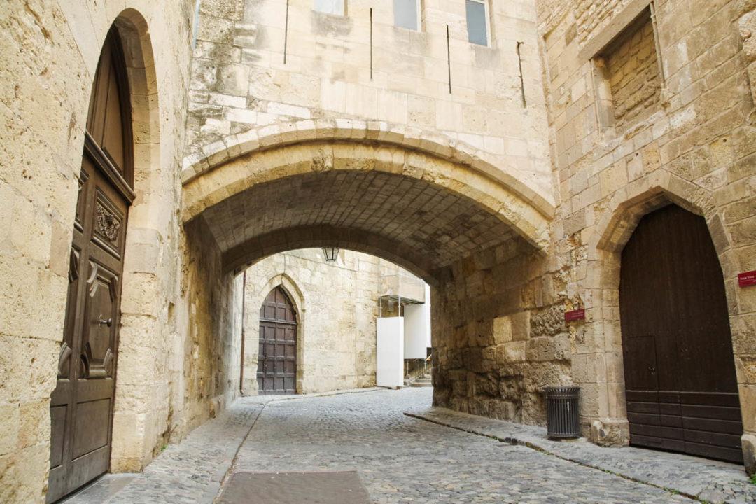 palais de l'Archevêché à Narbonne