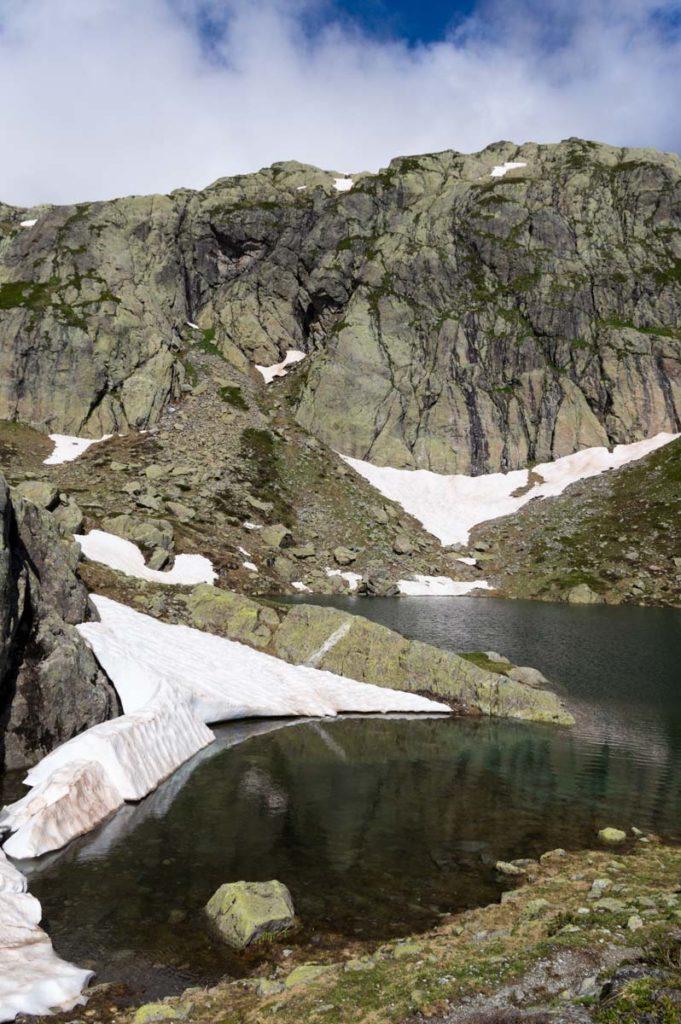les lacs des Cheserys - Réserve Naturelles des Aiguilles Rouges