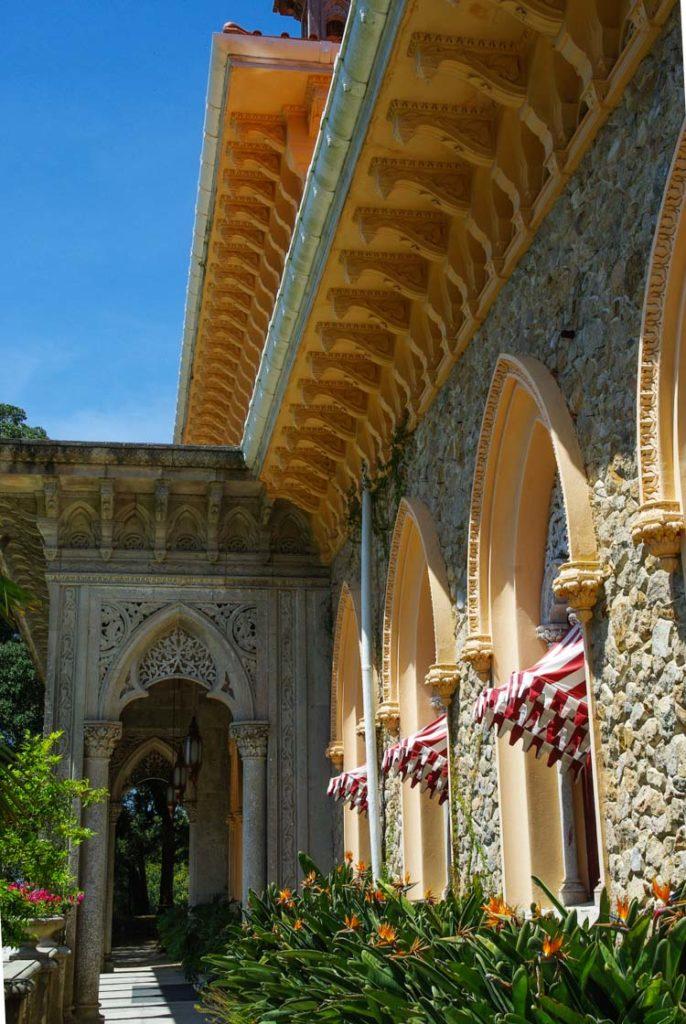 le Palais de Montserrate