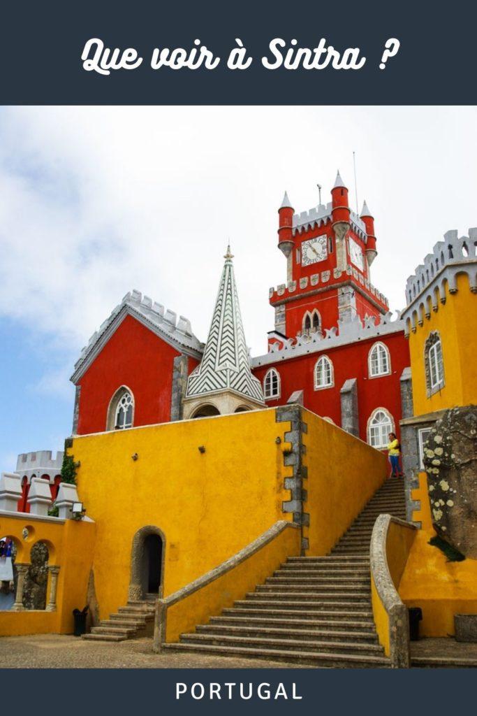 que faire et que voir à Sintra au Portugal ?