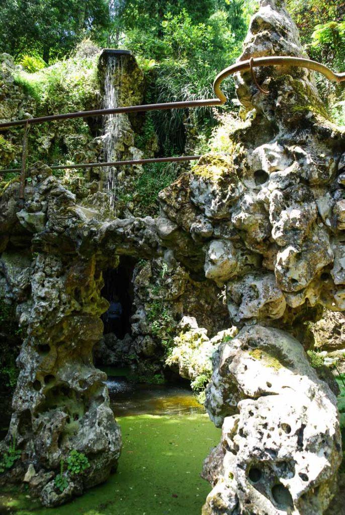 Les Jardins de la Quinta de la Regaleira à Sintra