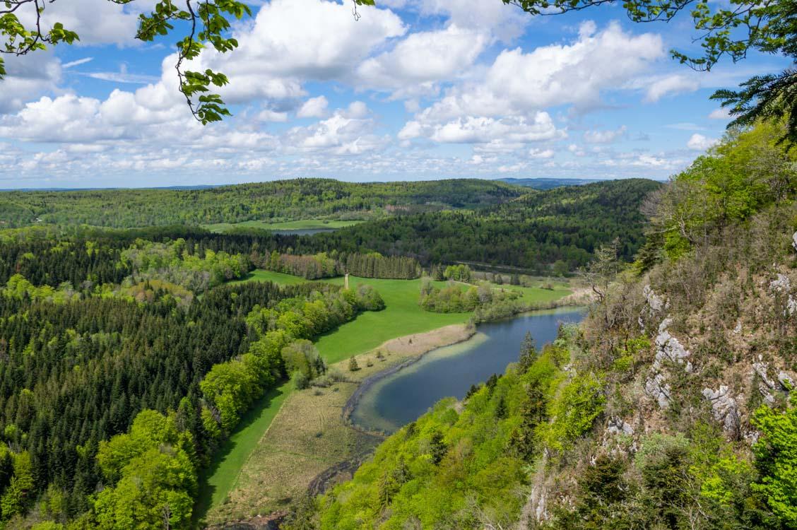 Randonnée du Belvedere des 4 lacs dans le Jura