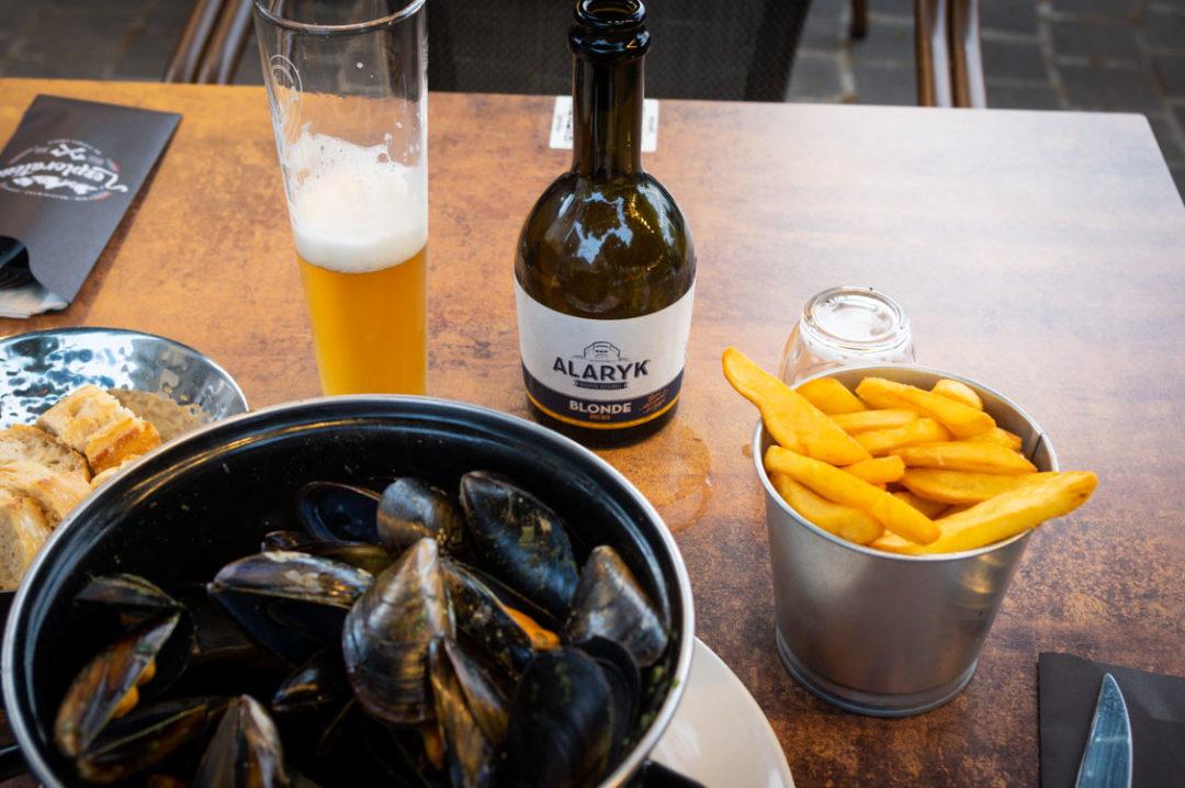 restaurant à Agde