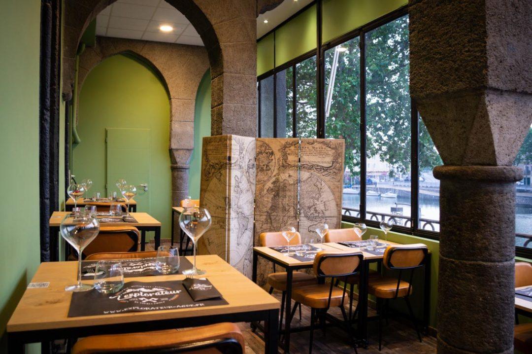 Restaurant les Explorateurs à Agde