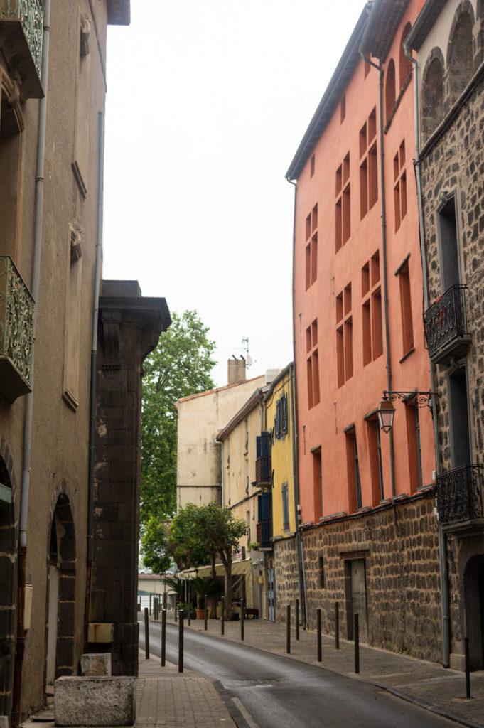 centre ville d'Agde