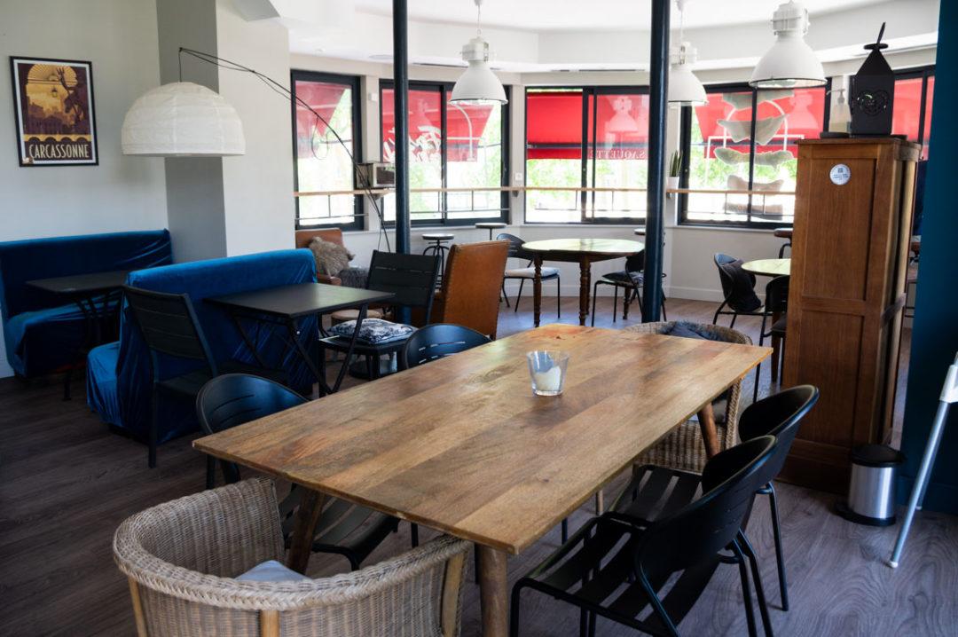 restaurant Saquette By Fred à Carcassonne