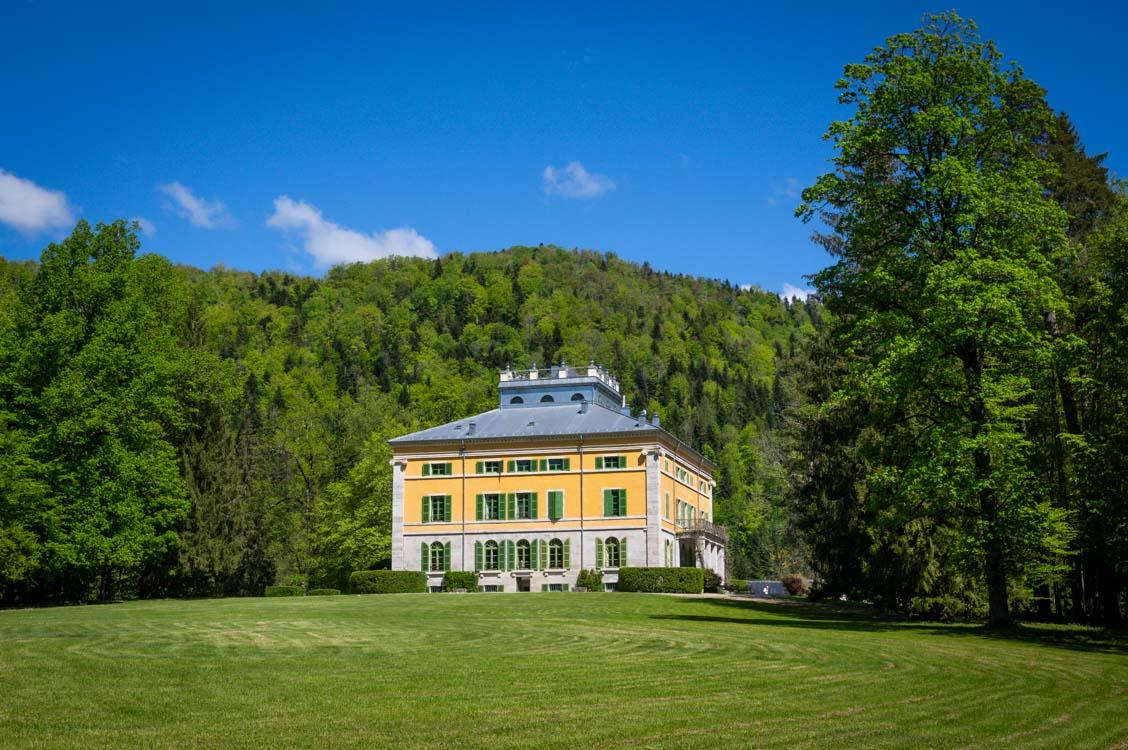 Villa Palladienne de Syam