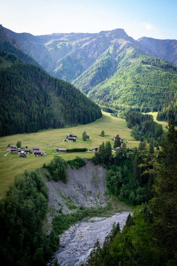 les paturages et paysages de Suisse