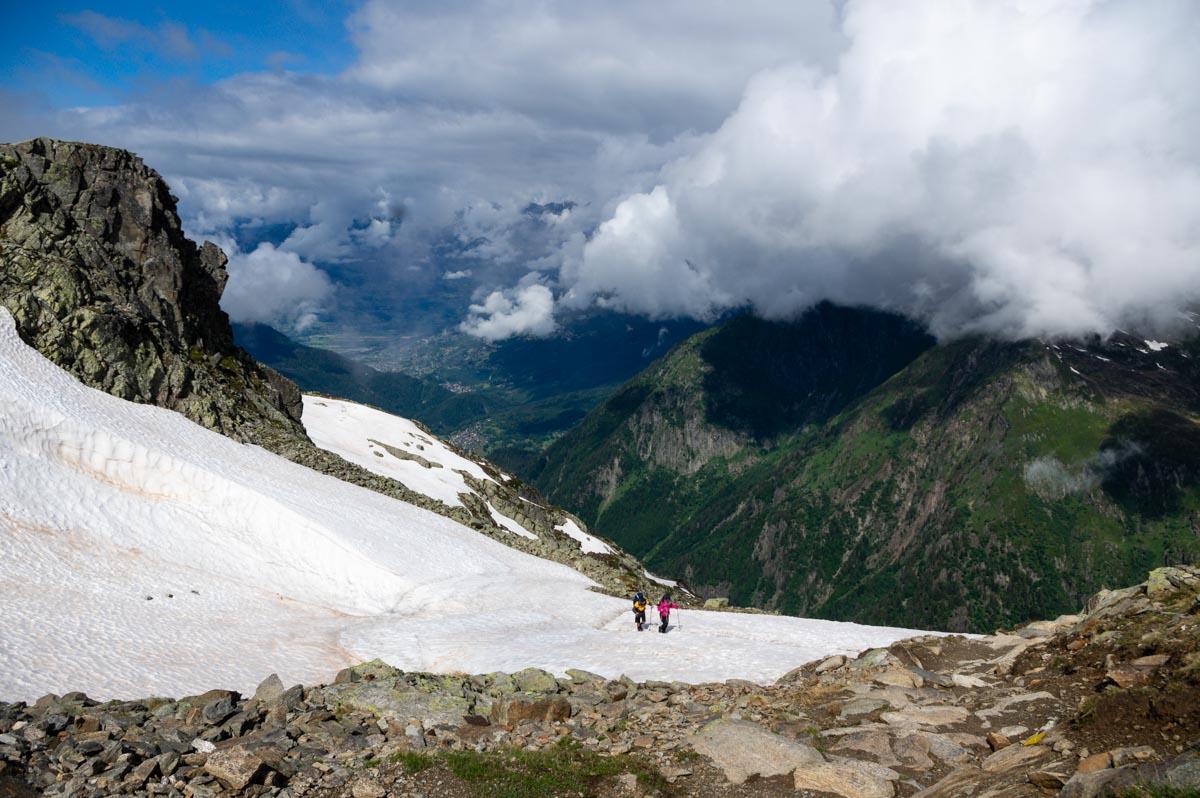 Le Brevent près de Chamonix