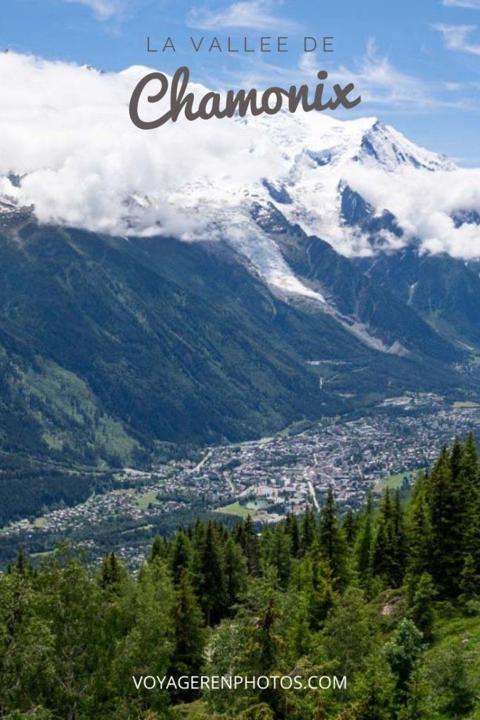 Que faire et que voir dans la Vallée de Chamonix ? Idée de randonnées et de choses à découvrir