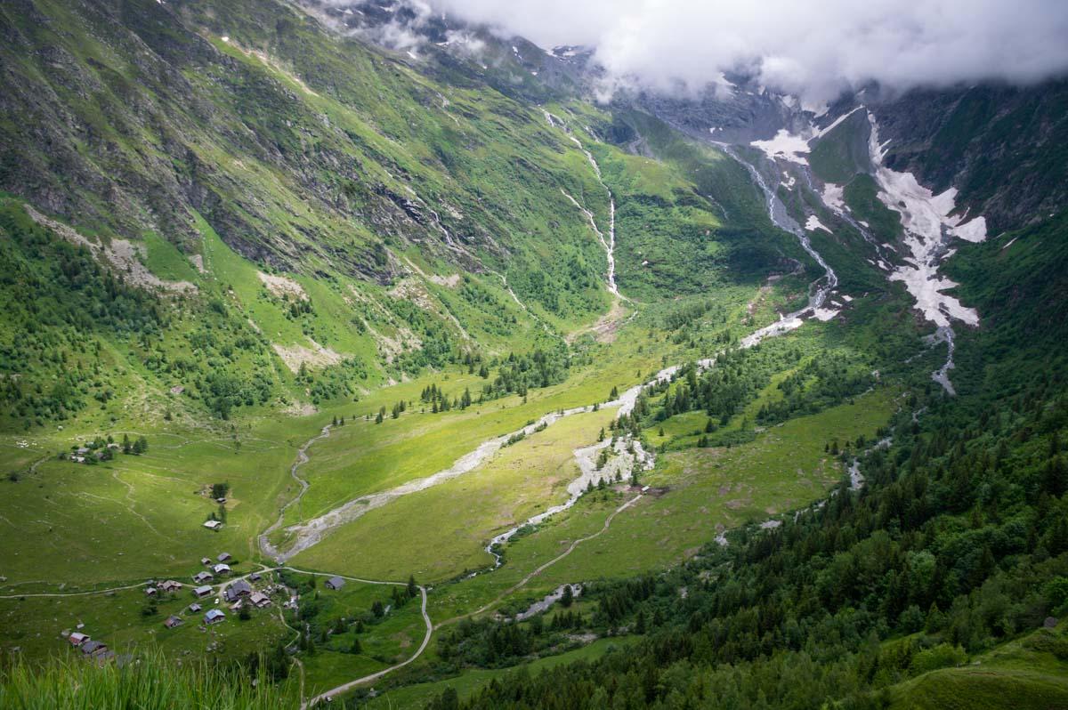 Panorama depuis le Mont Truc