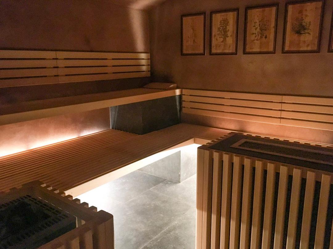 Sauna QC Terme Chamonix