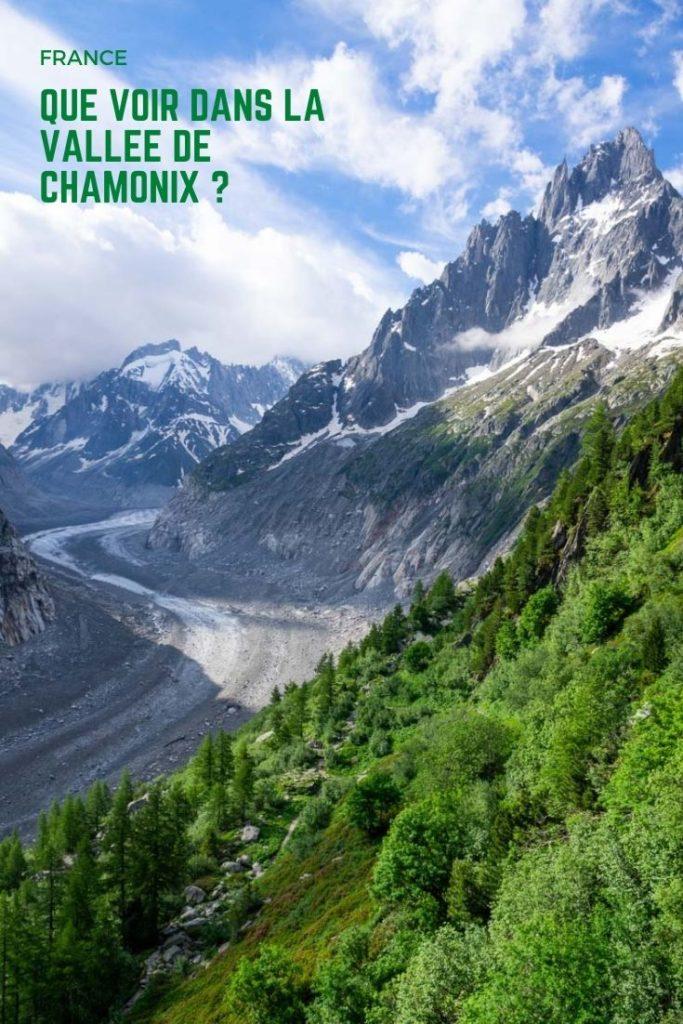 Que faire et que voir dans la vallée de Chamonix