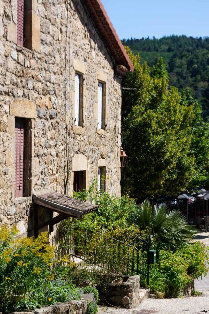 village de Boucieu-le-Roi en Ardèche