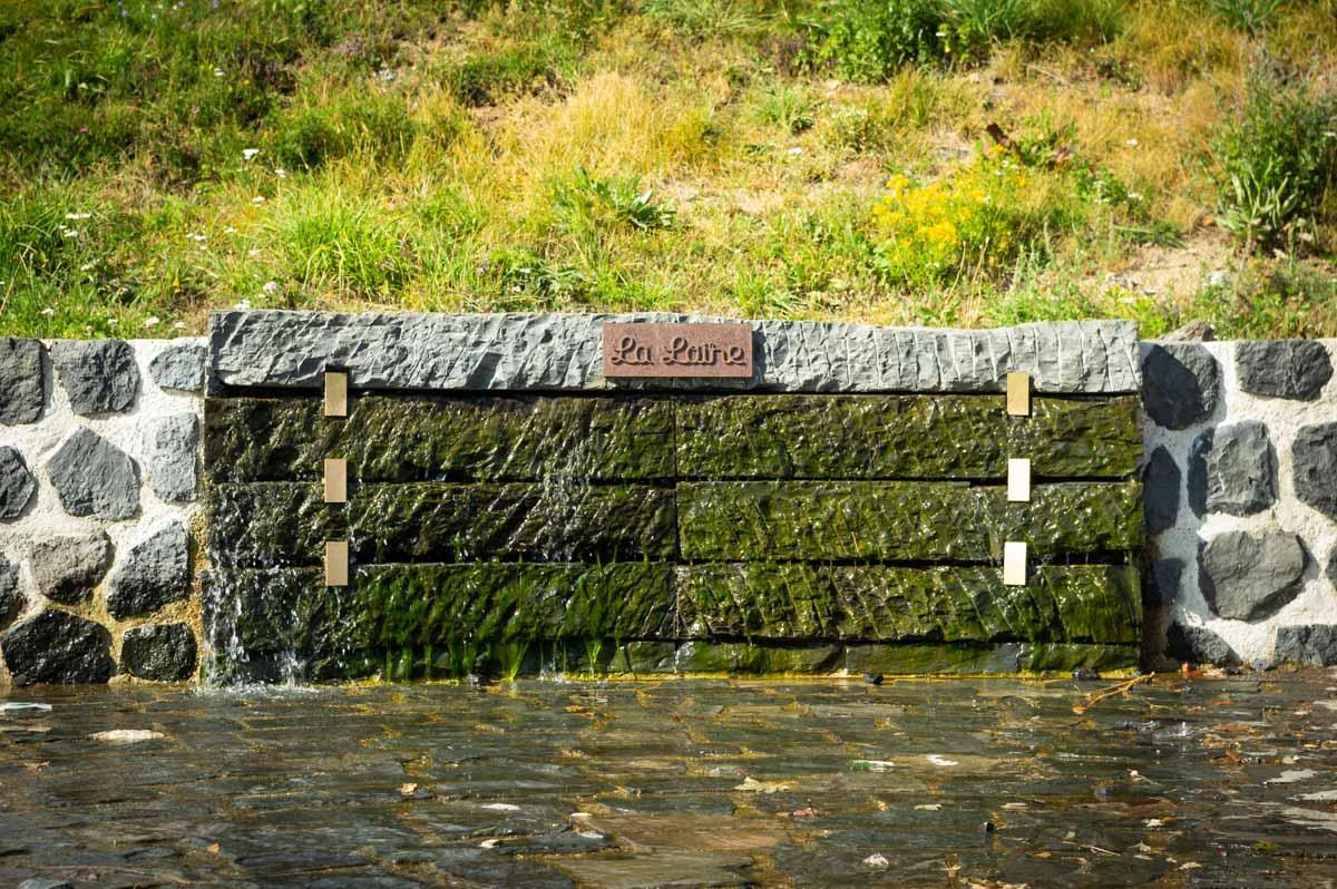 la source authentique de la Loire