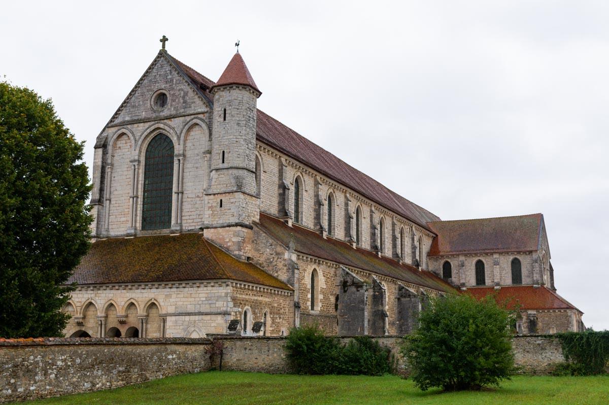 l'Abbaye Cistercienne de Pontigny