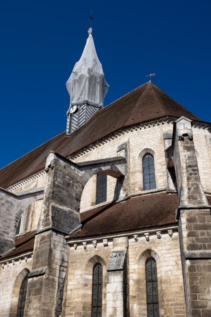 Eglise de Chablis
